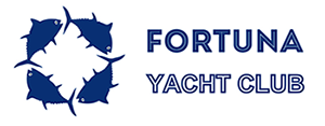 Логотип yacht club Fortuna