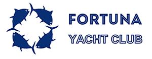 Логотип yacht club Fortuna